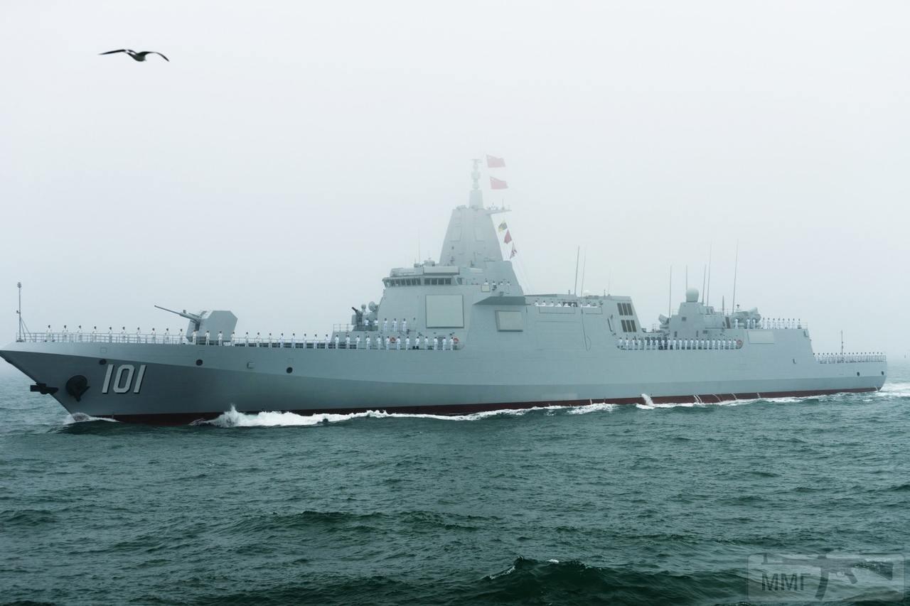 55663 - Современные китайские ВМС