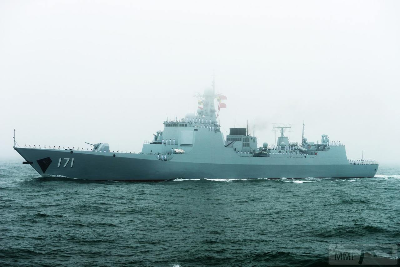 55664 - Современные китайские ВМС