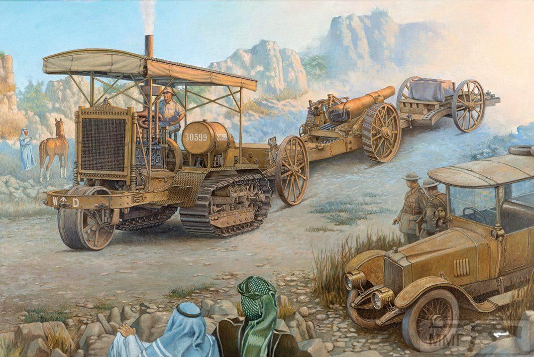 55697 - Первая Мировая, солдаты стран участниц.