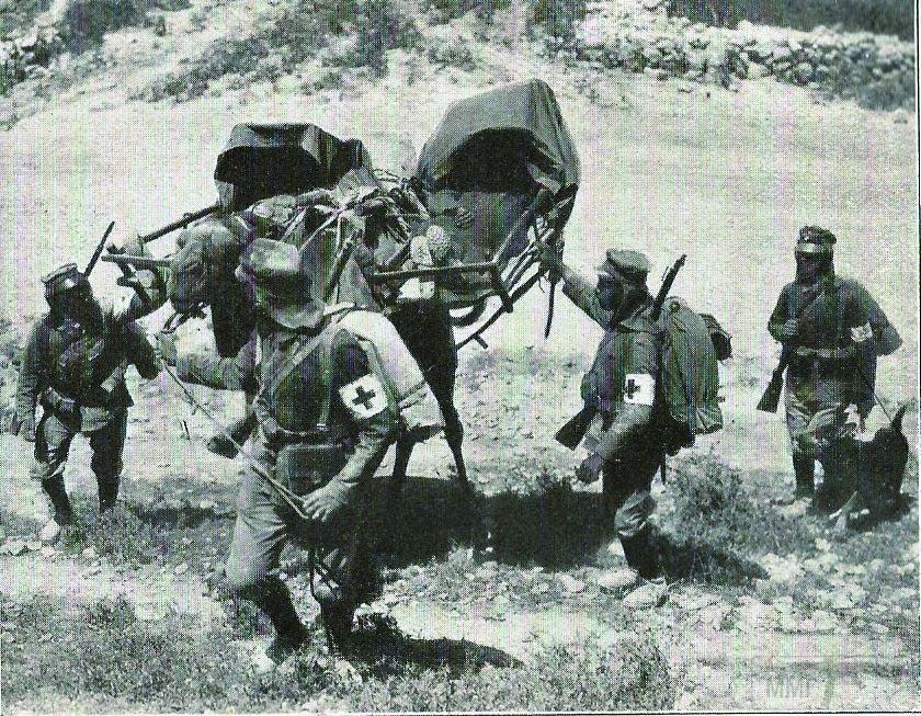 55704 - Военное фото. Восточный и итальянский фронты, Азия, Дальний Восток 1914-1918г.г.