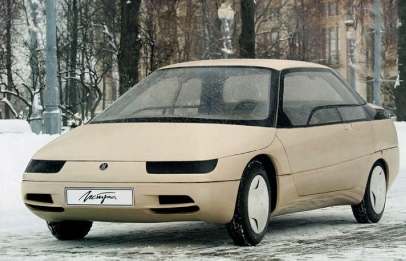 5580 - Москвич-2144 «Истра»