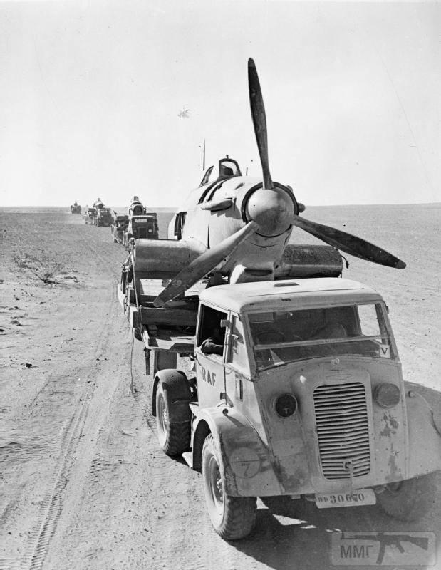 55834 - Военное фото 1939-1945 г.г. Западный фронт и Африка.