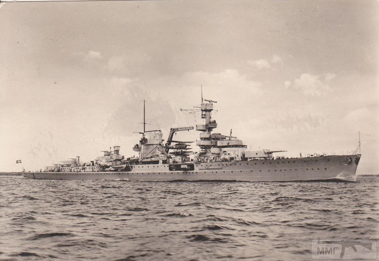 55882 - Легкий крейсер Leipzig