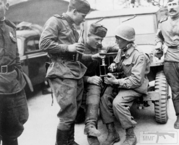 55890 - Военное фото 1941-1945 г.г. Восточный фронт.