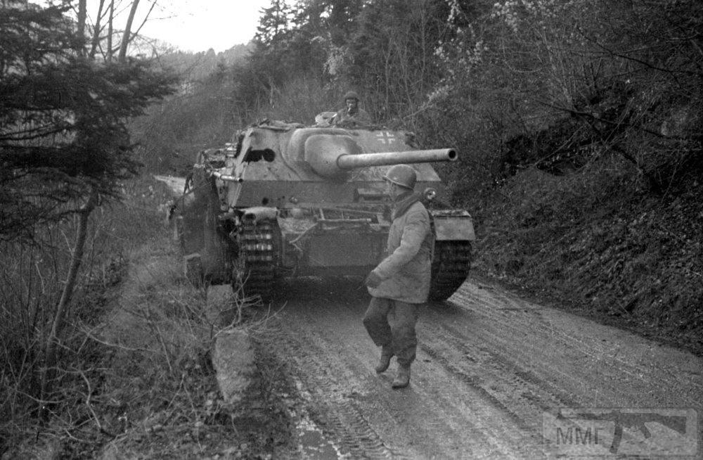 55897 - Военное фото 1939-1945 г.г. Западный фронт и Африка.