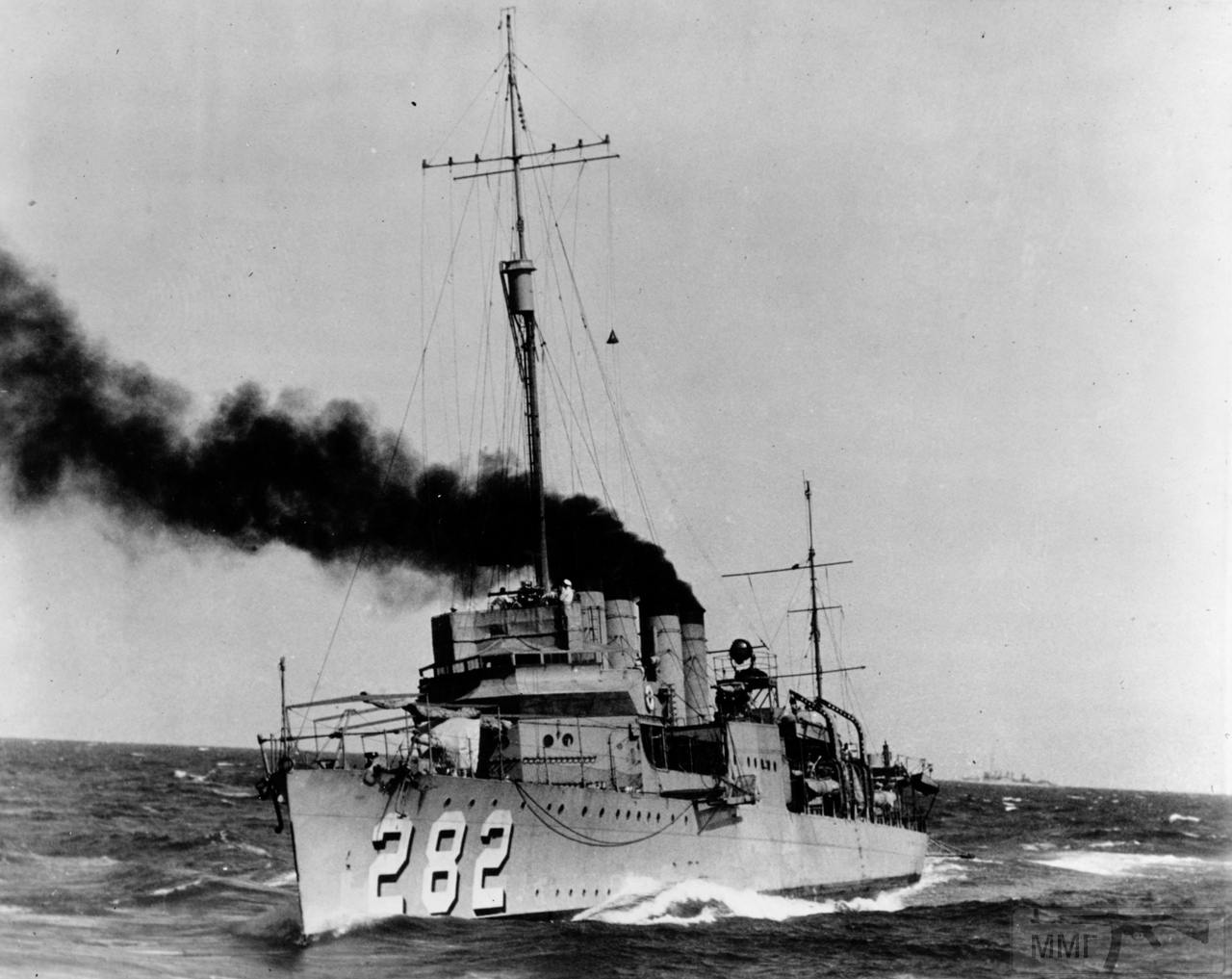 55910 - USS Toucey (DD-282)