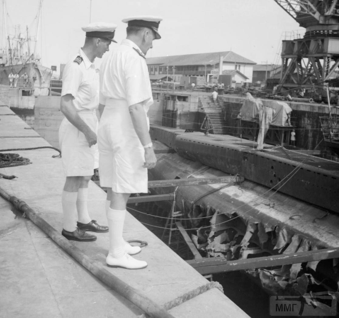 55928 - Военное фото 1941-1945 г.г. Тихий океан.