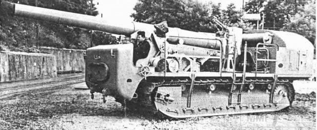55931 - Самоходные орудия на гусеничном ходу