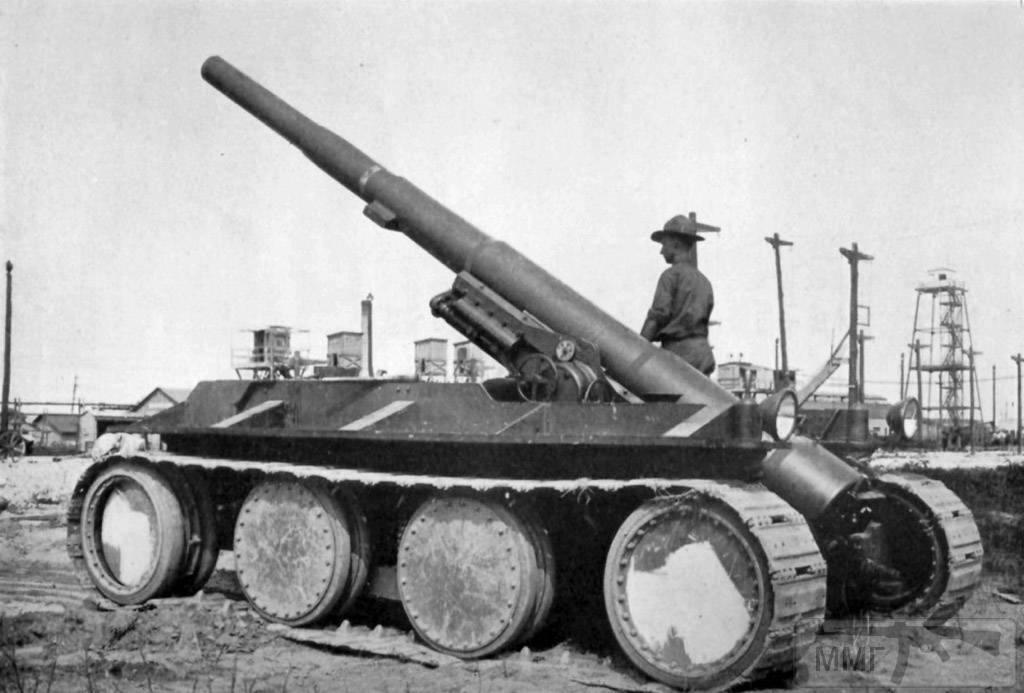 55932 - Самоходные орудия на гусеничном ходу
