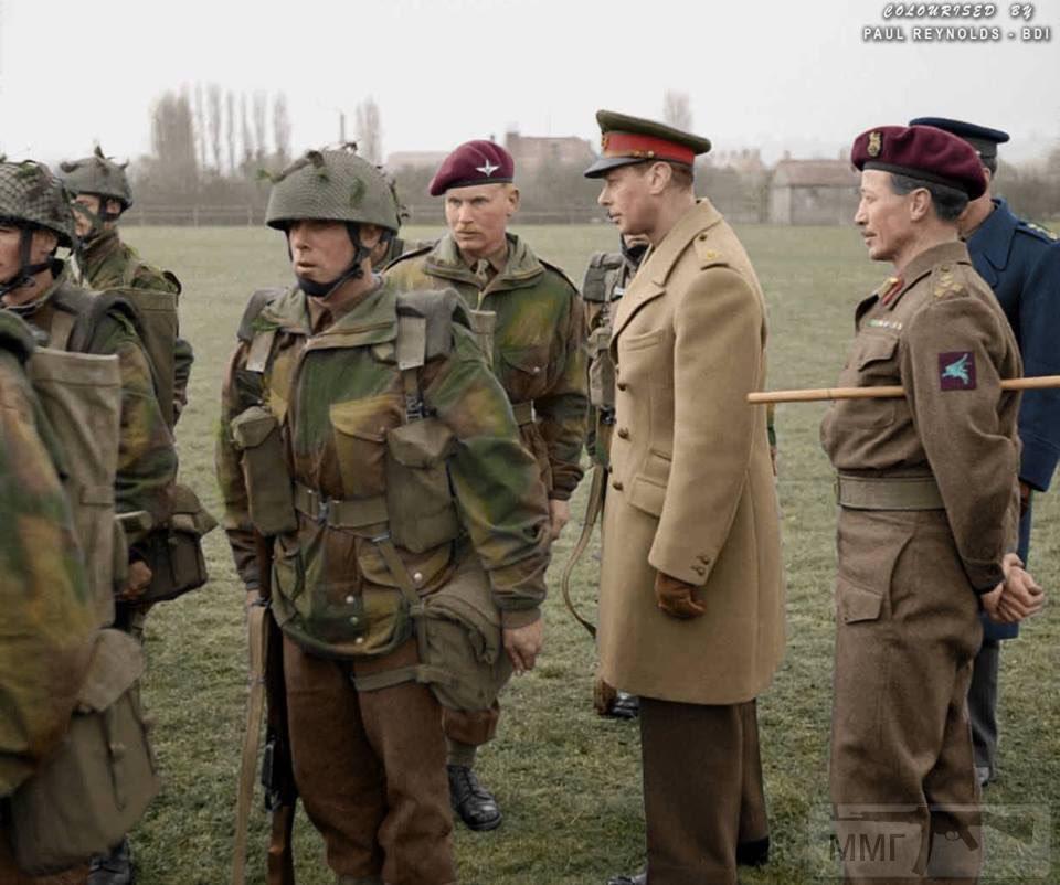55963 - Военное фото 1939-1945 г.г. Западный фронт и Африка.