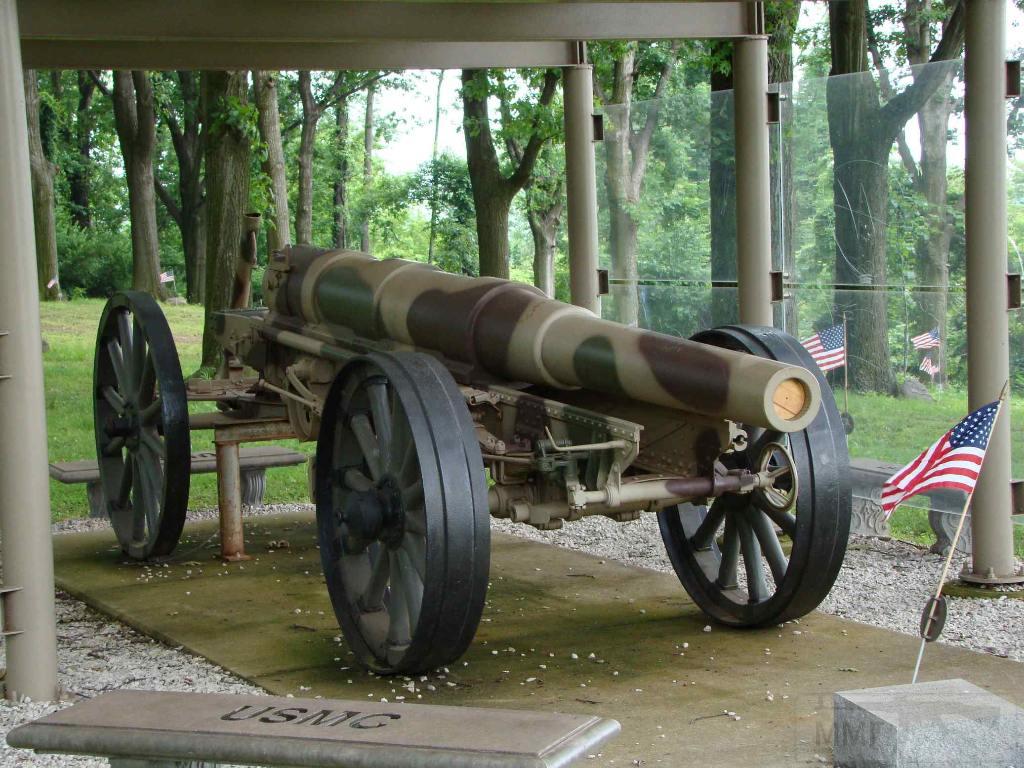 5598 - Артиллерия 1914 года