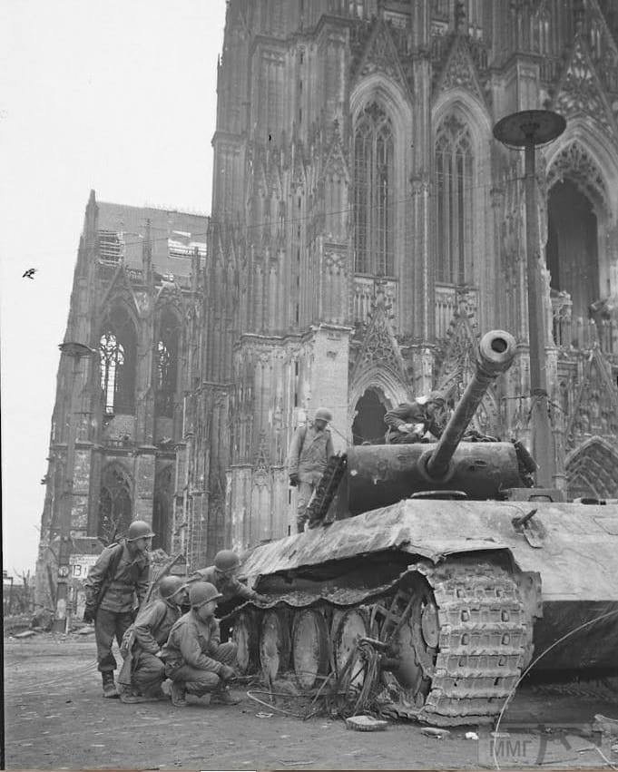 56043 - Военное фото 1939-1945 г.г. Западный фронт и Африка.