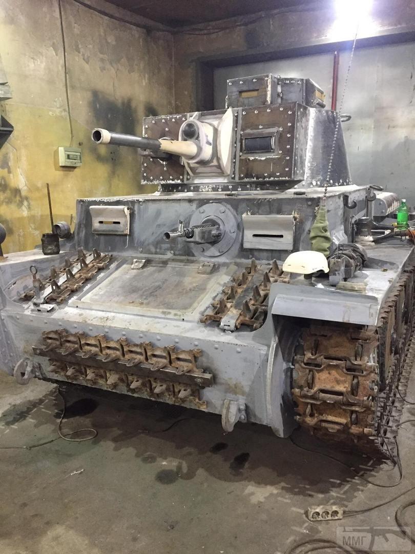 56061 - Деревянный танк