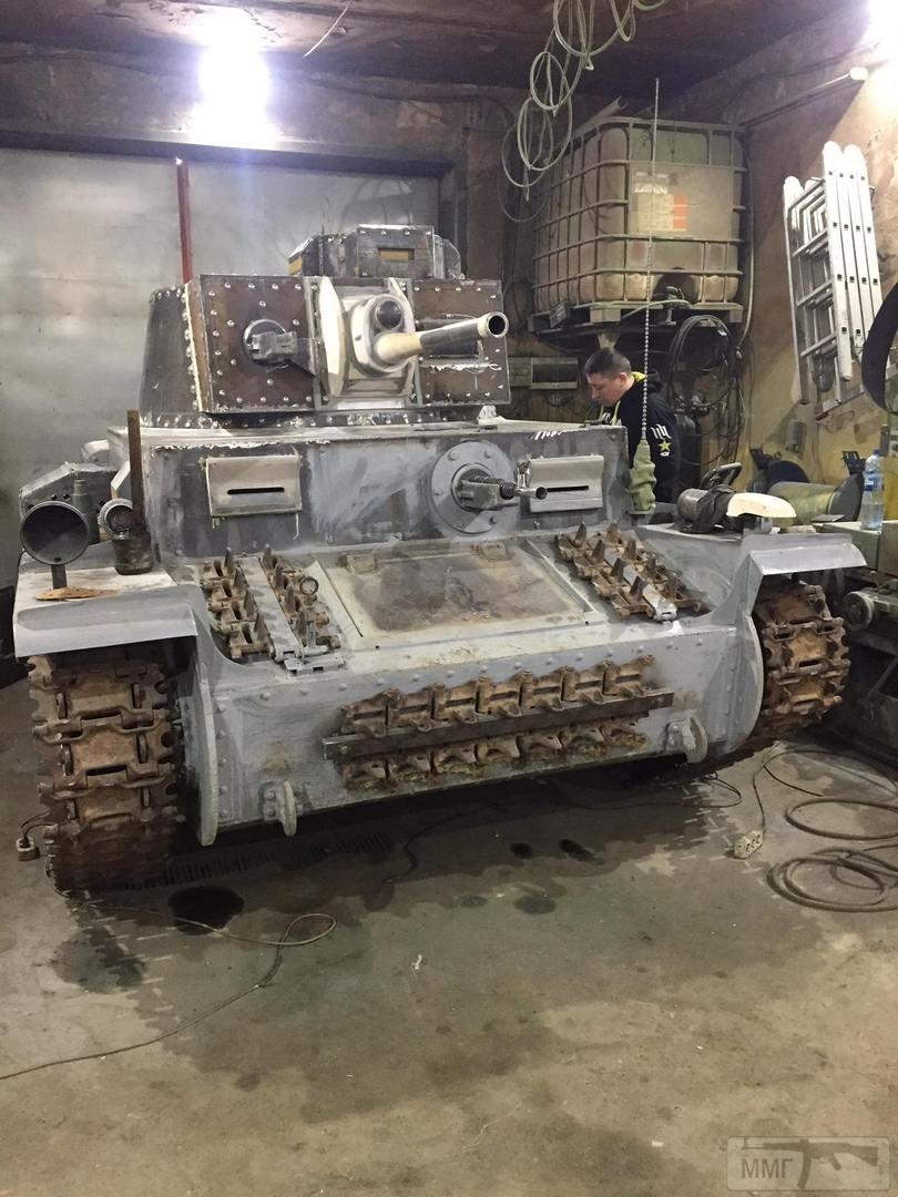 56063 - Деревянный танк
