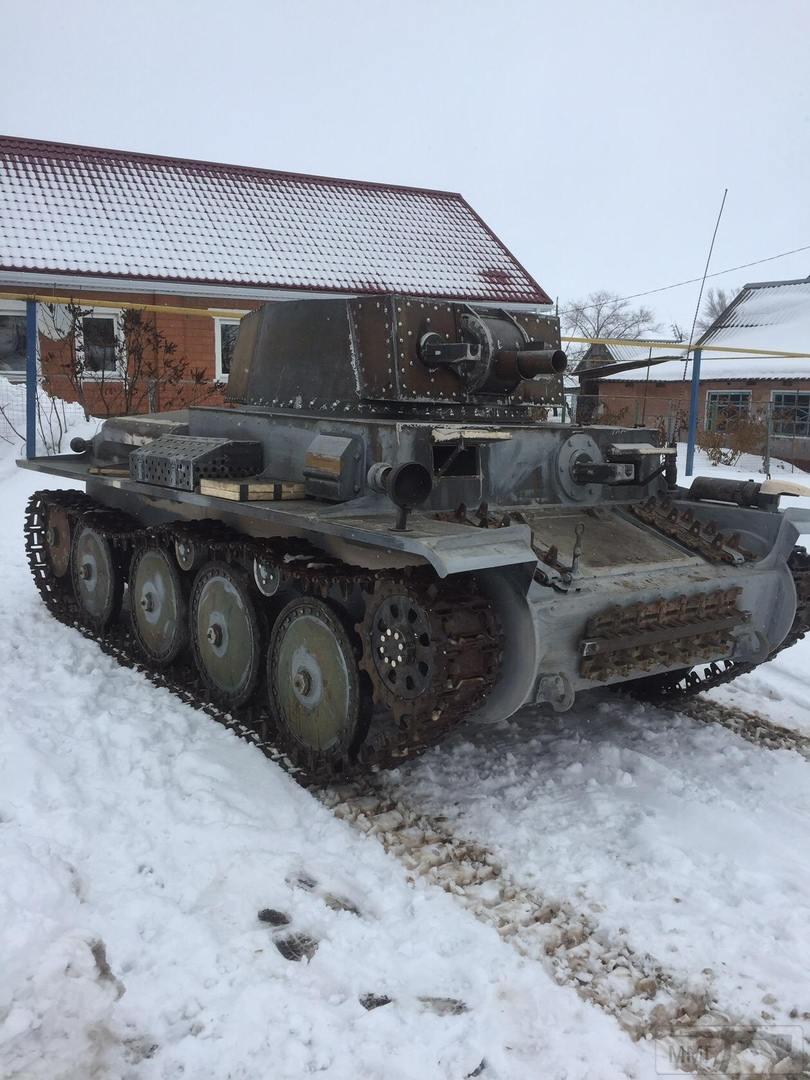 56064 - Деревянный танк