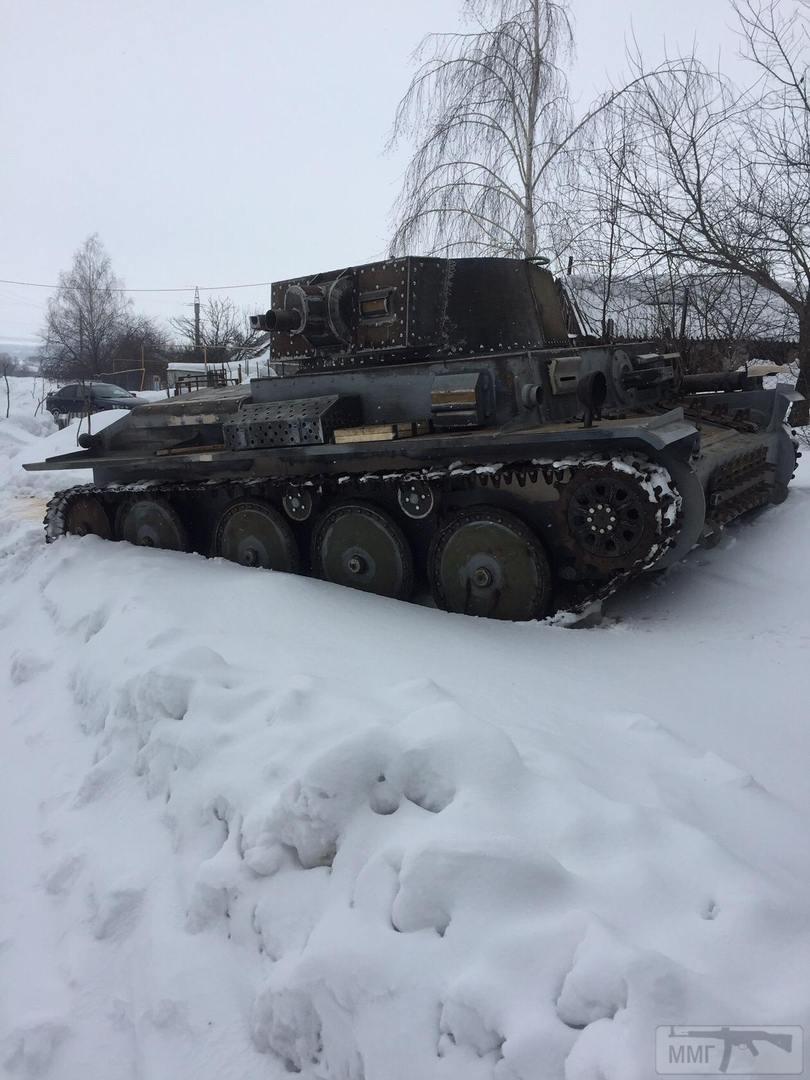 56065 - Деревянный танк