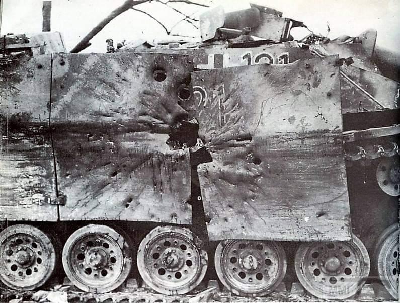 56066 - Военное фото 1941-1945 г.г. Восточный фронт.