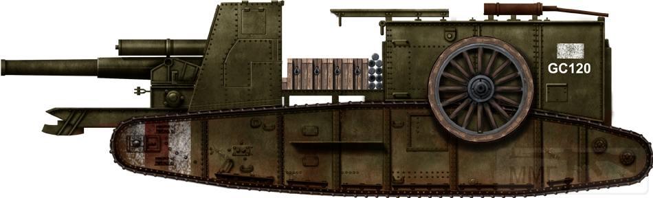 5607 - Танки Первой мировой