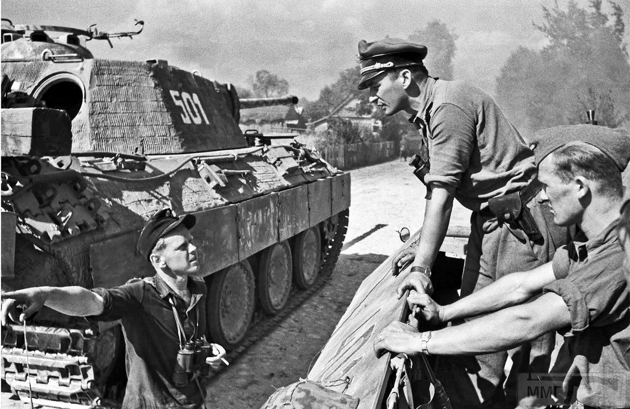 56085 - Военное фото 1941-1945 г.г. Восточный фронт.
