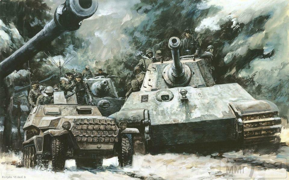 56107 - Военное фото 1939-1945 г.г. Западный фронт и Африка.