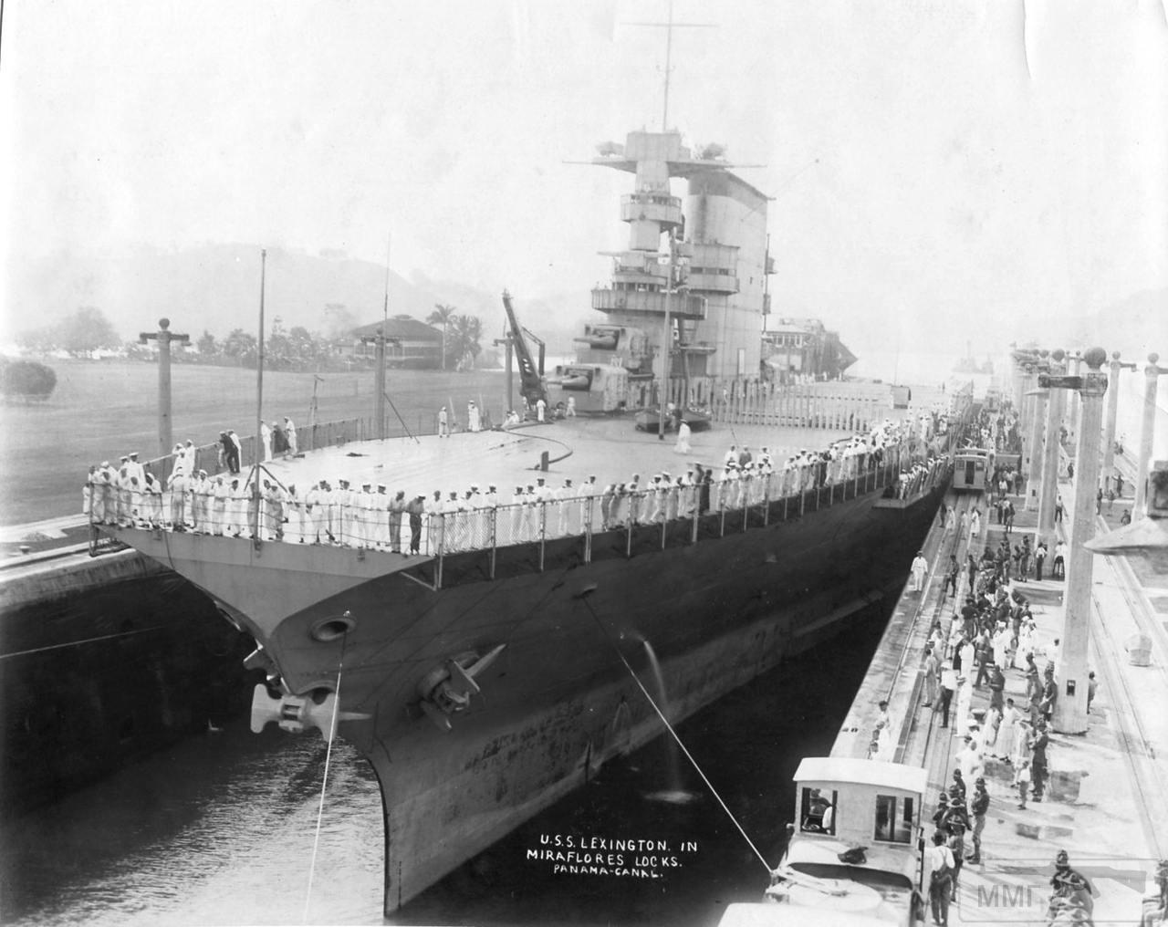 56127 - USS Lexington (CV-2)