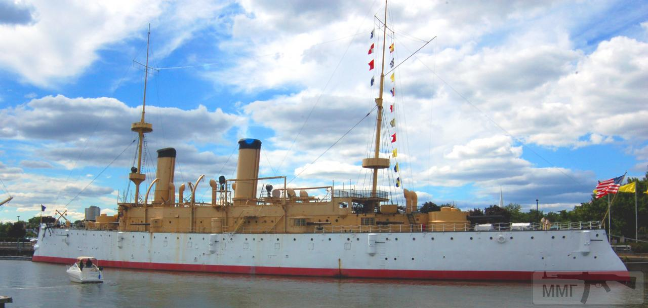 56128 - USS Olympia (C-6)