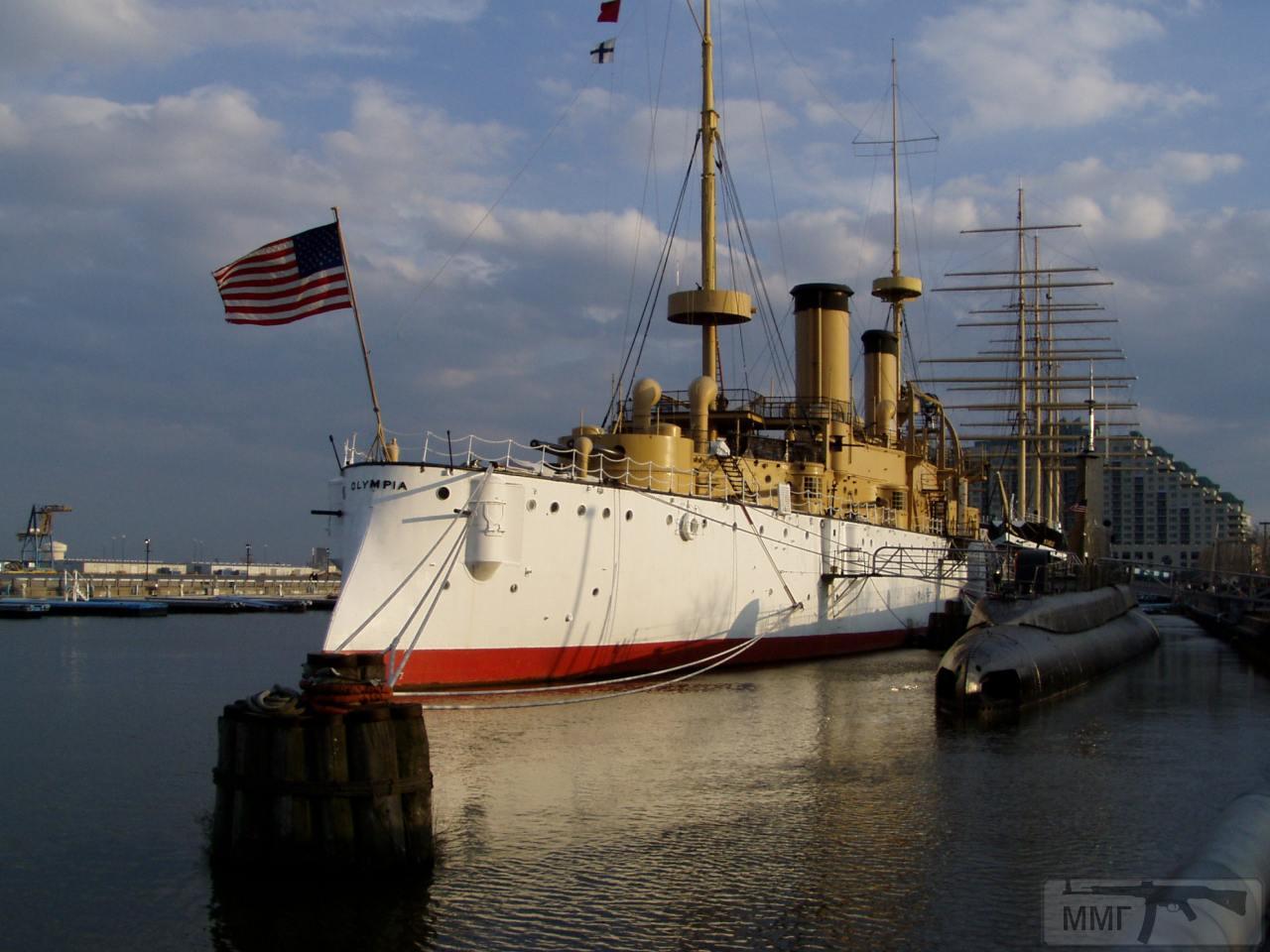56129 - USS Olympia (C-6)