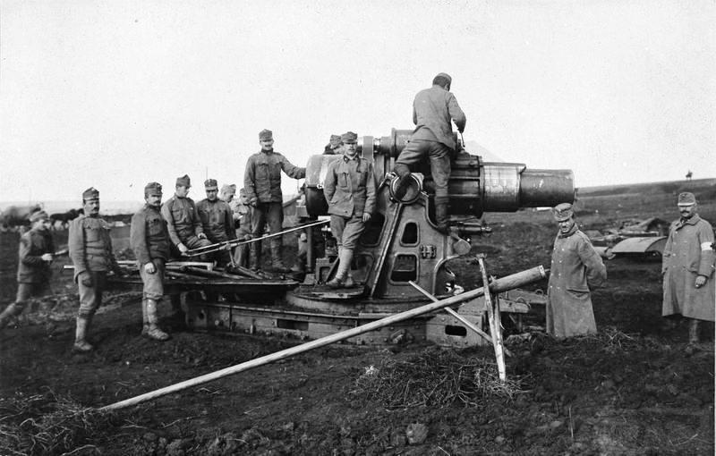 5613 - Артиллерия 1914 года