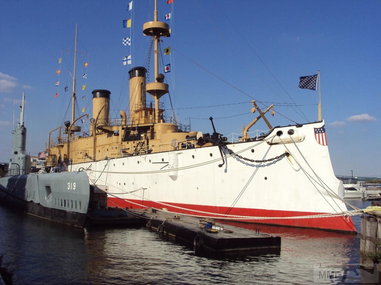 56130 - USS Olympia (C-6)