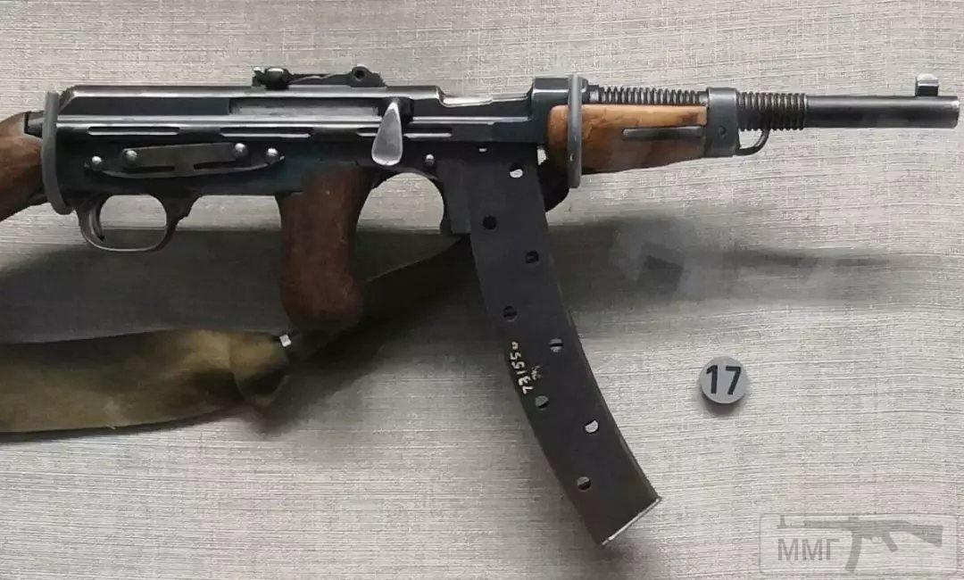 56138 - Редкие пистолет-пулемёты.