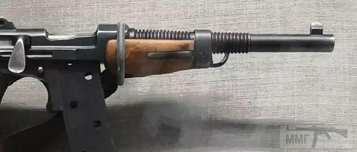 56139 - Редкие пистолет-пулемёты.