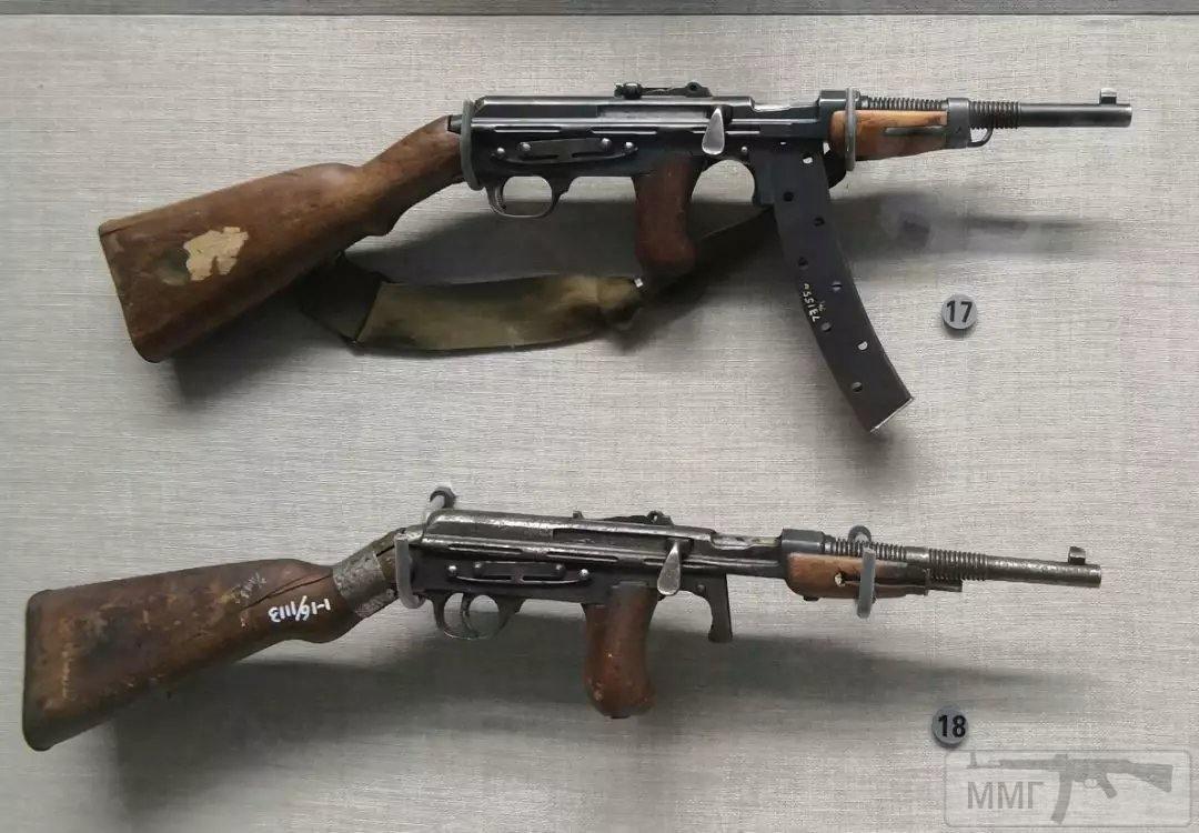 56140 - Редкие пистолет-пулемёты.