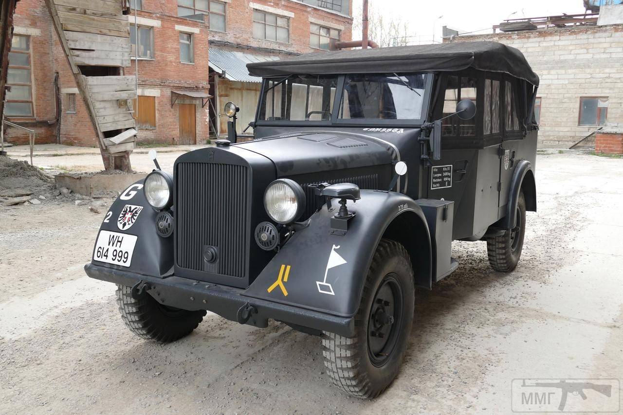 56142 - Грузовые и спец.автомобили Третьего рейха