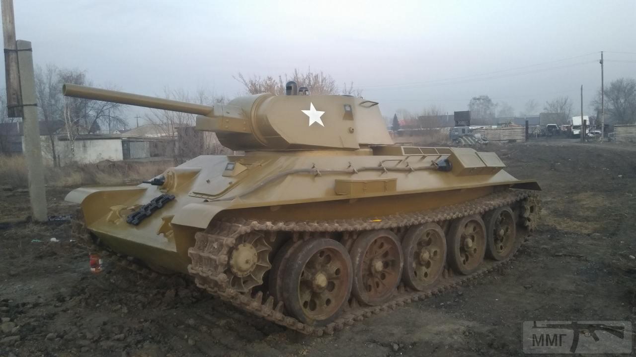 56149 - Деревянный танк