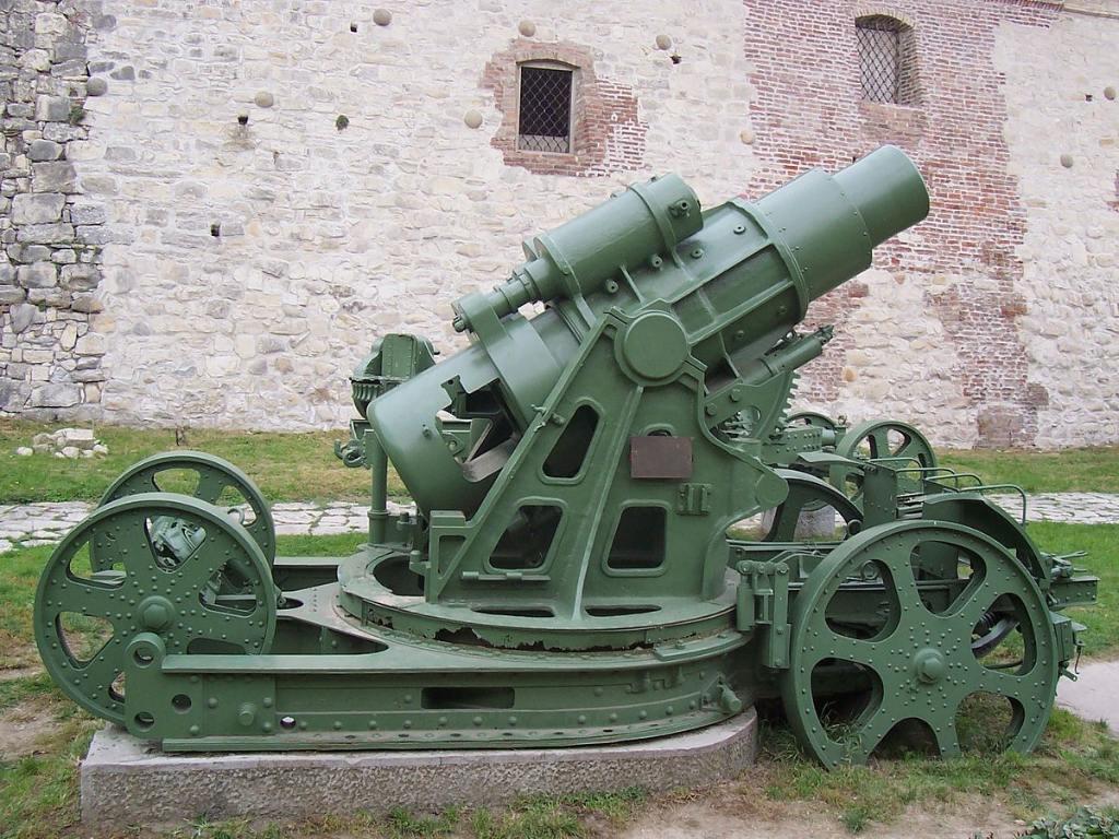 5615 - Артиллерия 1914 года