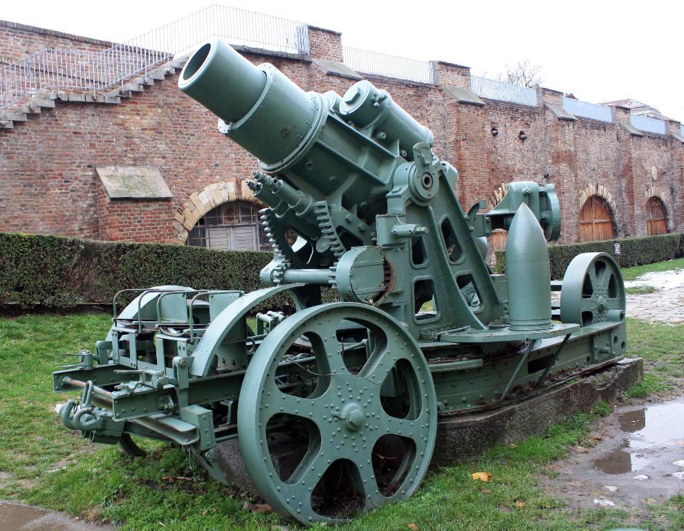 5616 - Артиллерия 1914 года