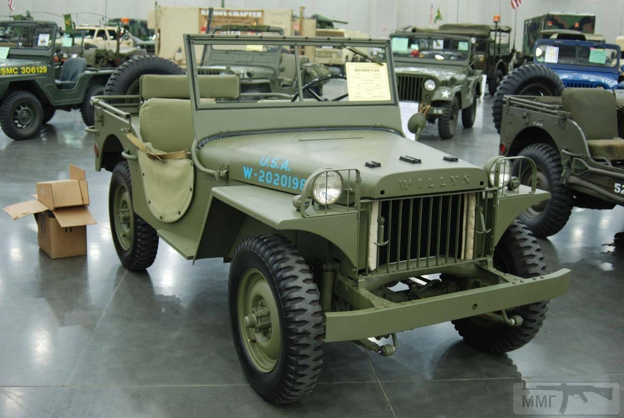 56182 - «Willys МВ» как один из символов войны.