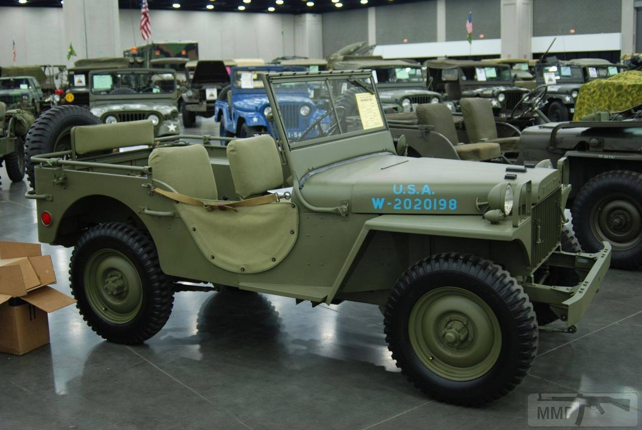 56183 - «Willys МВ» как один из символов войны.