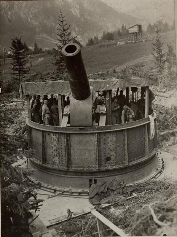 5622 - Артиллерия 1914 года