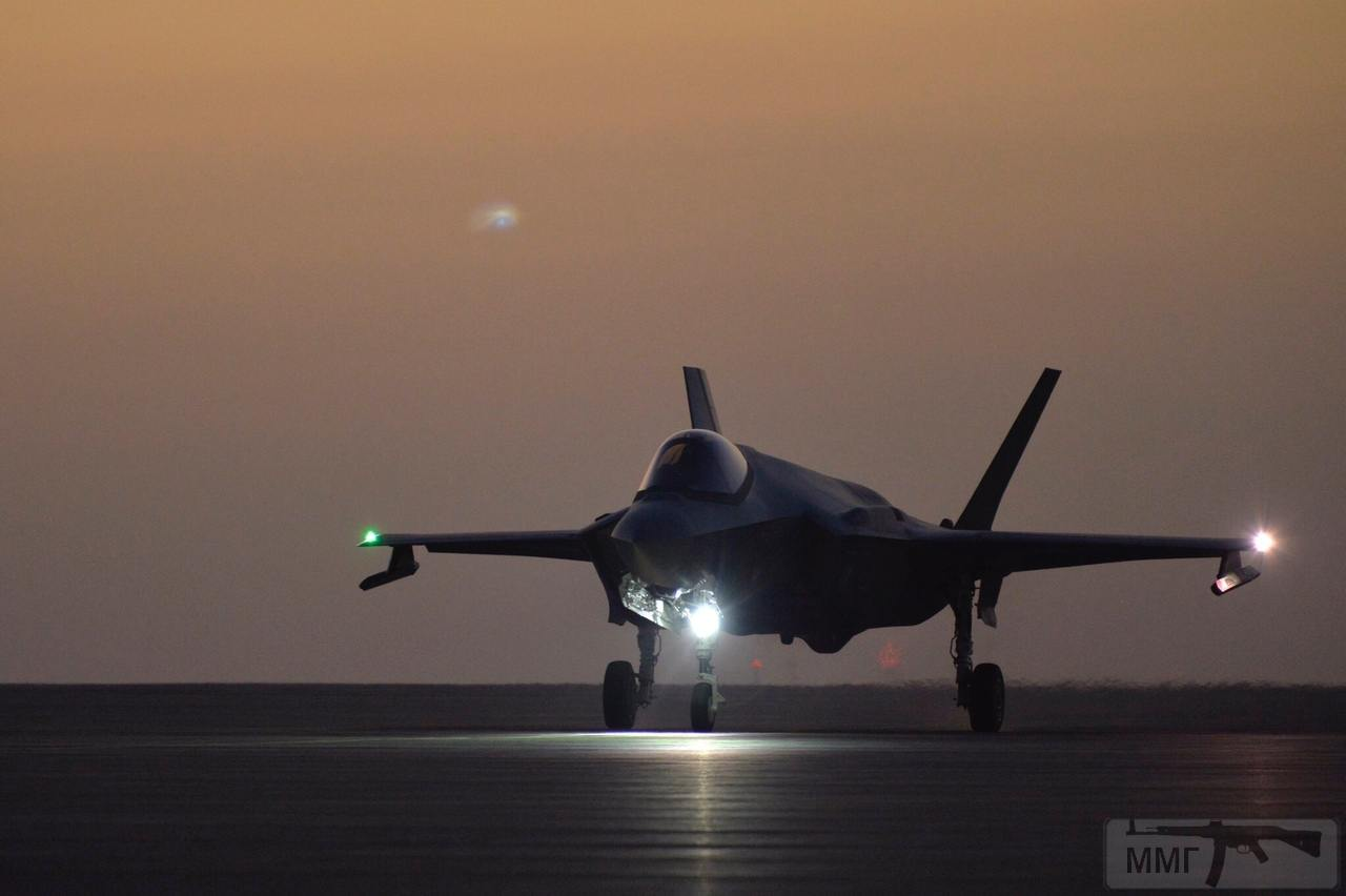56223 - F-35 и программа JSF