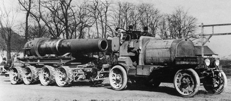 5623 - Артиллерия 1914 года