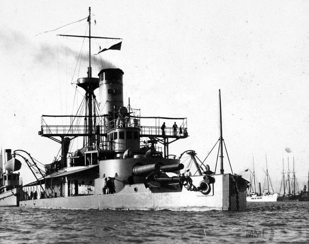 56231 - USS Puritan (BM-1)