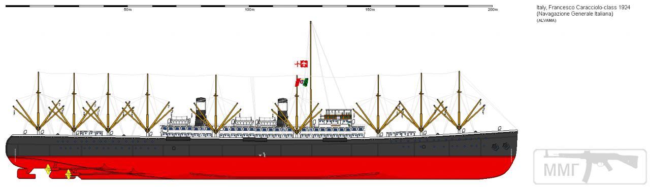 56233 - Regia Marina - Italian Battleships Littorio Class и другие...