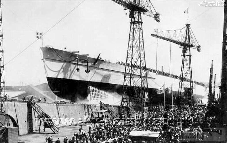 56234 - Regia Marina - Italian Battleships Littorio Class и другие...