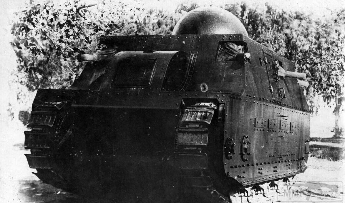56286 - Танки Первой мировой