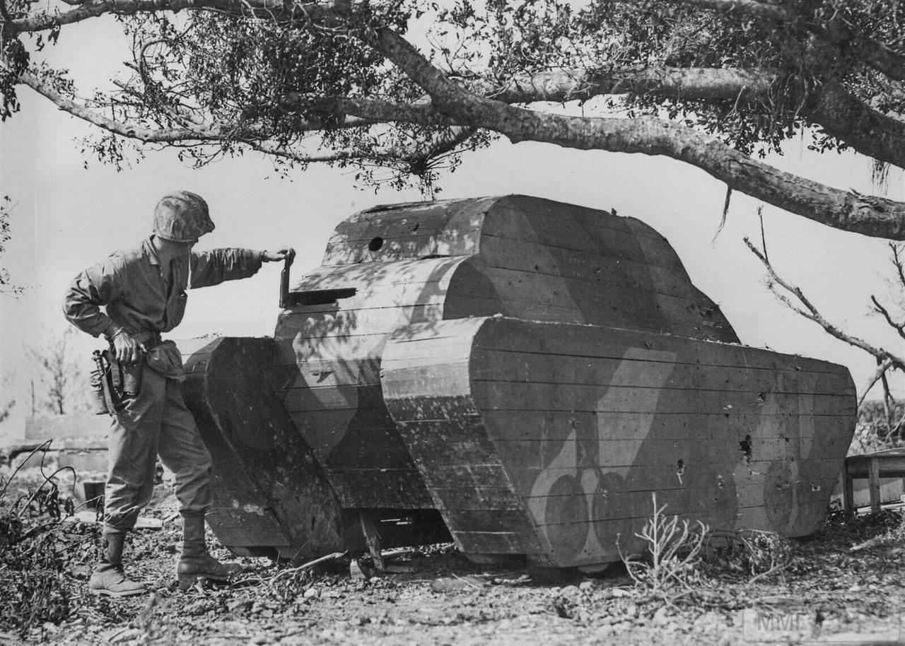 56297 - Военное фото 1941-1945 г.г. Тихий океан.
