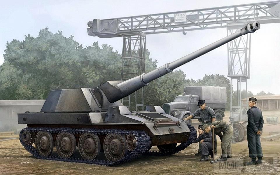 56310 - Самоходные орудия на гусеничном ходу
