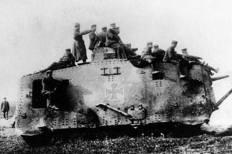 56314 - Танки Первой мировой