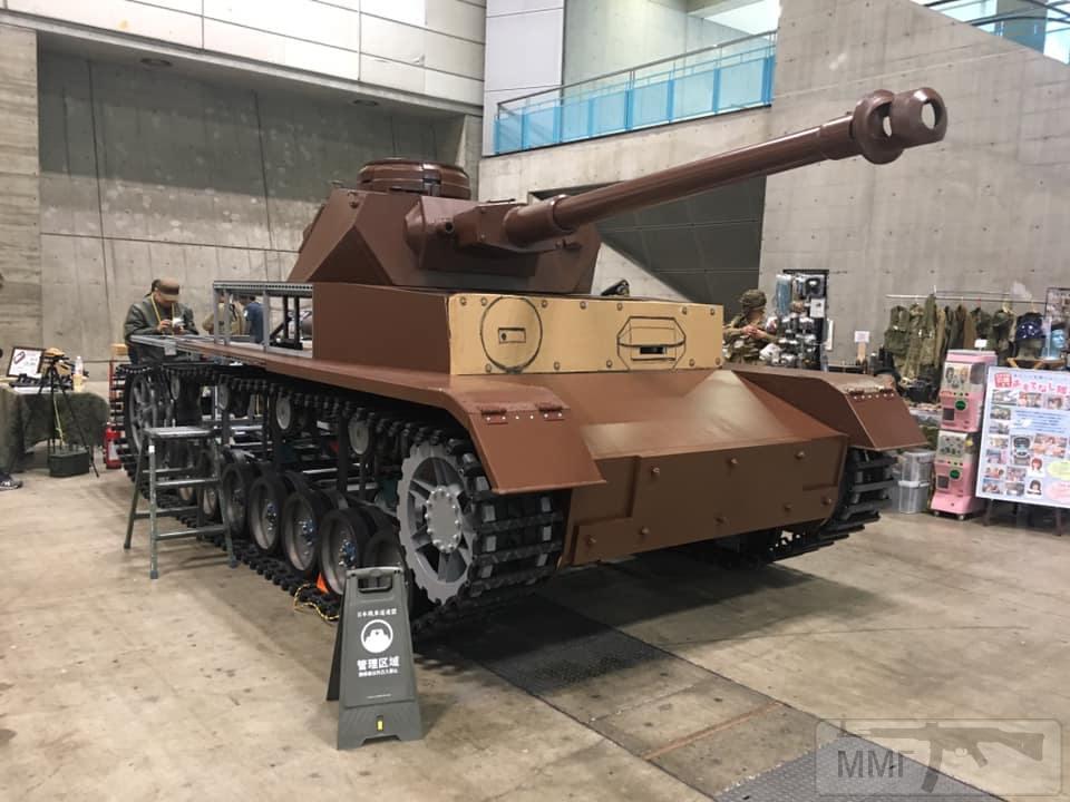 56342 - Деревянный танк