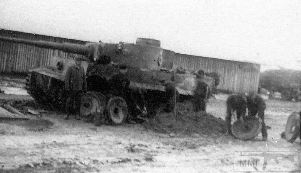 56343 - Танк Тигр - лучший танк Второй Мировой Войны?